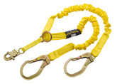 DBI Sala ShockWave2 100% Tie-off Lanyard with SRL D-Ring | Mfg# 1244456