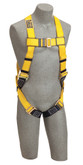 DBI-SALA® Delta Full Body Harness, Back D-Ring, Parachute adjuster leg straps, Mfg# 1102001