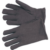 Durawear Brown Jersey Red Lined Gloves | 5003RFL