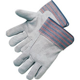 Durawear Full Leather Work Glove with Safety Cuff | Mfg# 10-5070B