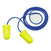 E.A.R™ E-A-Rsoft® Corded Yellow Neon® Earplugs, 311-1250