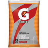 Gatorade® Fruit Punch 6 Gallon Instant Powder Mix Energy Drink | Mfg# 33690