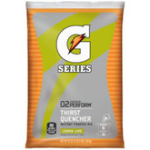 Gatorade® Lemon Lime 6 Gallon Instant Powder Mix Energy Drink | Mfg# 03967
