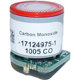 Industrial Scientific 17124975-1 MX6 iBrid CO Sensor, Carbon Monoxide, Measuring Range 0-1500 ppm in 1 ppm Increments