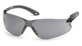 Pyramex Safety ITEK  Grey Anti-Fog Lens and Frame, Mfg# S5820ST