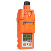 Industrial Scientific Ventis MX4 VTS-K1232111101 Multi-Gas Detector, Pumped, 4-Gas Model, LEL, O2, CO, H2S, Safety Orange, Desktop Charger