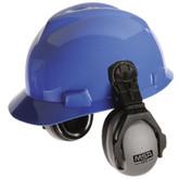 MSA HPE™ High Performance Earmuff for Hard Hats, NRR 27dB | Mfg# 10061272