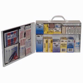 Pac-Kit Safety 75 Person First Aid Station, Two Shelf Station, Mfg# 6135
