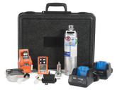 Ventis MX4 Confined Space Kit with Slide-on Pump, Safety Orange, Calibration Kit, Mfg# VKVSP4-K11111