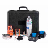 Ventis MX4 Confined Space Kit with Slide-on Pump,  Safety Orange, Mfg# VKVSP4-L11111