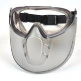 Pyramex Capstone® Goggle and Shield with Anti-Fog Lens, Mfg# GG504TSHIELD