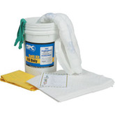 SPC/Brady 6.5 Gallon Hazwik® Chemical Spill Bucket #SKH-BKT