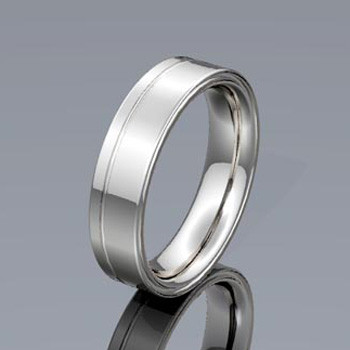 For the simple but modern guy, this gold or platinum wedding ring is perfectly styled. This custom made wedding ring is designed to be Perfectly You, and takes about 3-5 weeks to create.  Call us for more information about how we can make this design Just For You. Designed, and created in our studio by the artist Stuart J.
