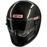 "SIMPSON CARBON BANDIT HELMET SNELL SA2015 XS-XXL 7 1/2"" FIA 8859-2015"