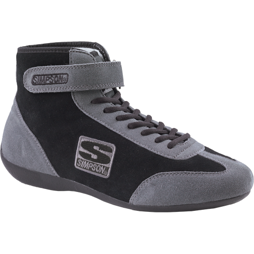 Simpson Racing Shoes >> Simpson Midtop Car Driving Racing Shoes Sfi 5 Uk