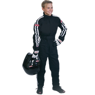 SIMPSON RACE SUIT SFI CHILD BASIC YOUTH STD.19 2 LAYER SUIT (SFI-5)