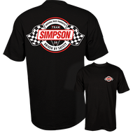 SIMPSON VICTORY TEE T SHIRT