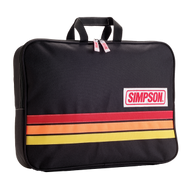 2018 SIMPSON TOTE RACE SUIT BAG CARRY CASE PROTECTOR FOR FIA MSA DRAG - VINTAGE STYLE