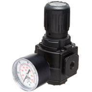 Norgren R73 Series Excelon General Purpose Regulator with Gauge | CPI Automation Ltd.