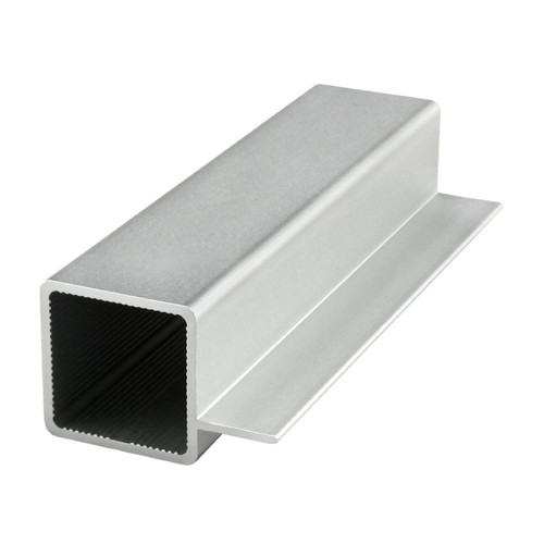 "80/20 9005 Quick Frame - 1"" Square Single Flanged Tube - CPI Automation"