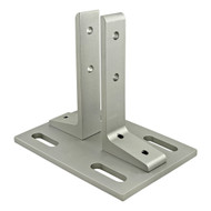 80/20 Floor Mount Base Plate | CPI Automation