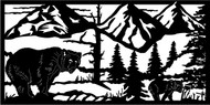 Standing Bear Railing