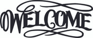 Welcome Cursive