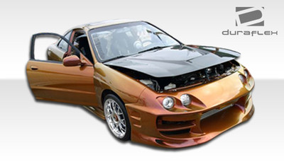 Acura Integra 4DR Bomber Duraflex Full Body Kit 1994-1997