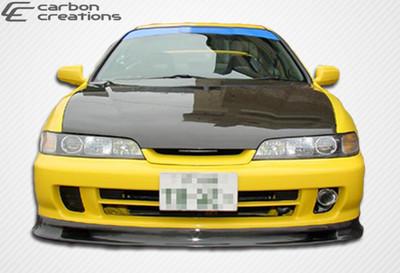 Acura Integra Spoon Style Carbon Fiber Creations Front Bumper Lip Body Kit 1994-2001