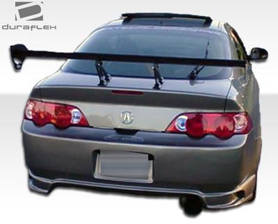 Acura RSX I-Spec Duraflex Rear Body Kit Bumper 2002-2004