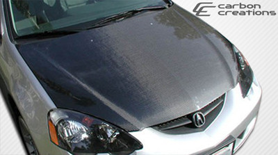 Acura RSX OEM Carbon Fiber Creations Body Kit- Hood 2002-2006