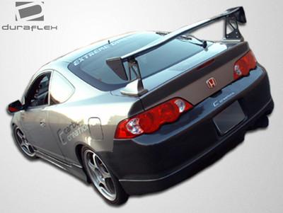 Acura RSX Type M Duraflex Rear Body Kit Bumper 2002-2004