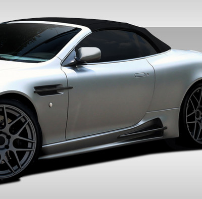 Aston Martin DB9 Eros Version 1 Duraflex Side Skirts Body Kit 2004-2012