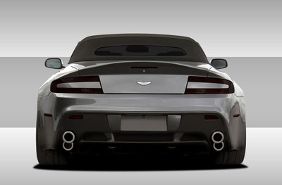 Aston Martin Vantage Eros Version 1 Duraflex Rear Body Kit Bumper 2006-2015