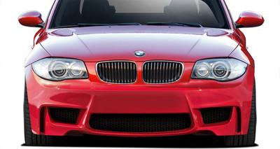 BMW 1 Series 2DR AF-1 Aero Function Front Body Kit Bumper 2008-2013