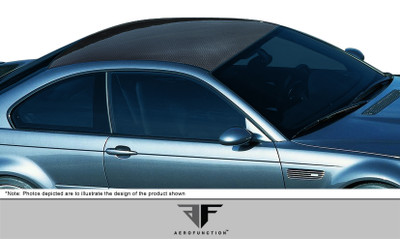BMW 3 Series 2DR AF-1 Aero Function Hard Top/Roof 2001-2006