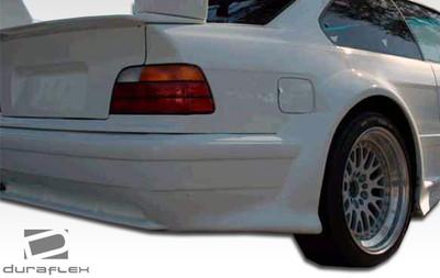 BMW 3 Series 2DR GT500 Duraflex Wide Fender Flares 1992-1998
