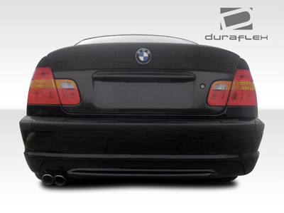 BMW 3 Series 4DR CSL Look Duraflex Body Kit-Wing/Spoiler 1999-2005