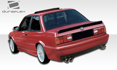 BMW 3 Series CSL Look Duraflex Rear Body Kit Bumper 1984-1991