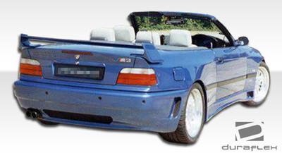 BMW 3 Series Type Z Duraflex Rear Wide Body Kit Bumper 1992-1998