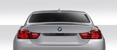 BMW 4 Series M Performance Look Duraflex Body Kit-Wing/Spoiler 2014-2015