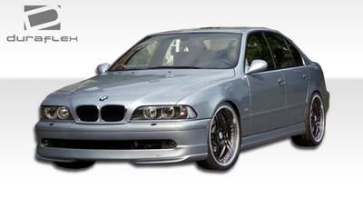 BMW 5 Series 4DR AC-S Duraflex Side Skirts Body Kit 1997-2003