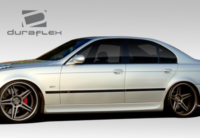 BMW 5 Series 4DR GT-S Duraflex Side Skirts Body Kit 1997-2003