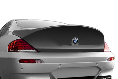 BMW 6 Series 2DR AF-2 Aero Function (CFP) Body Kit-Trunk/Hatch 2004-2010