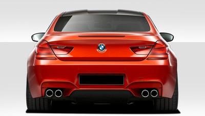 BMW 6 Series M6 Look Duraflex Rear Body Kit Bumper 2011-2015