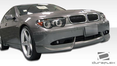 BMW 7 Series AC-S Duraflex Front Bumper Lip Body Kit 2002-2005