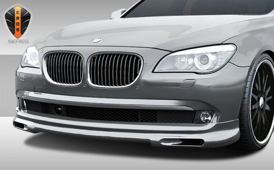 BMW 7 Series Eros Version 1 Duraflex Front Bumper Lip Body Kit 2009-2012