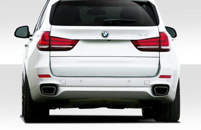 BMW X5 M Sport Look Duraflex Rear Body Kit Bumper 2014-2015