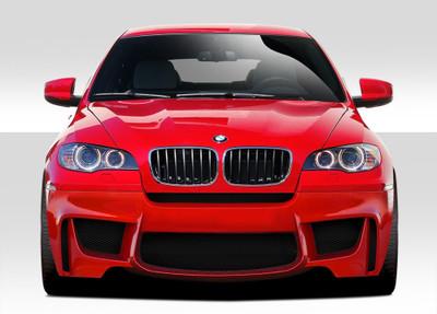 BMW X6 1M Look Duraflex Front Body Kit Bumper 2008-2014