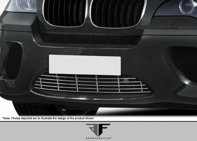 BMW X6 AF-1 Aero Function Grille 2008-2014